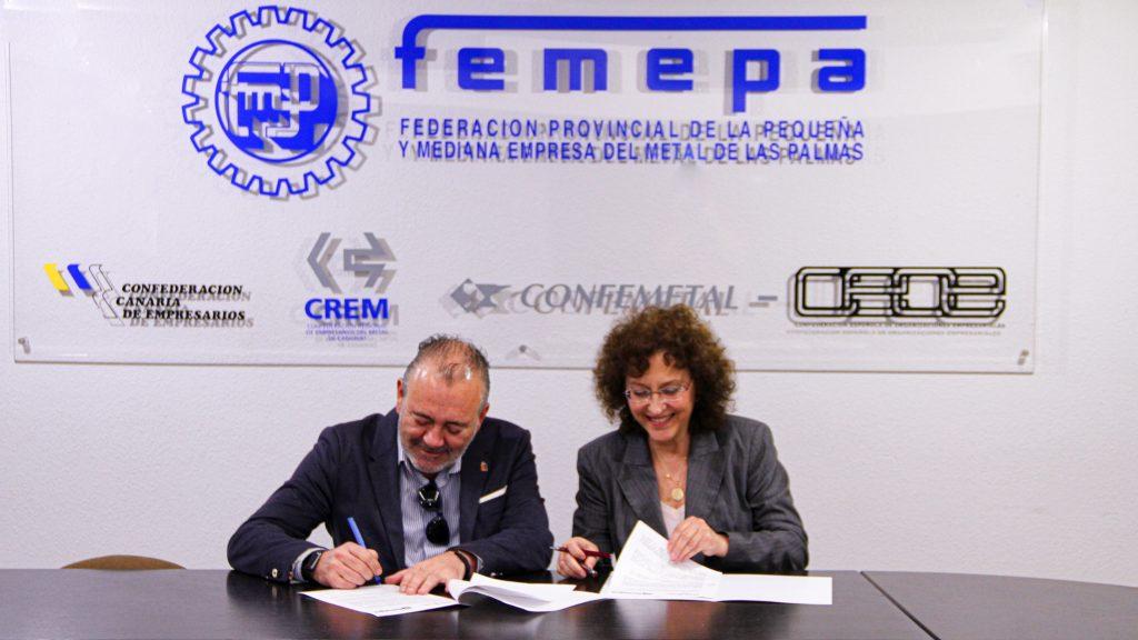 Nuestro equipo de INFfirm entusiasmado con formar parte de la Familia FEMEPA